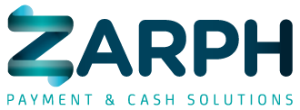 logotipo Zarph - Payment & Cash Solutions