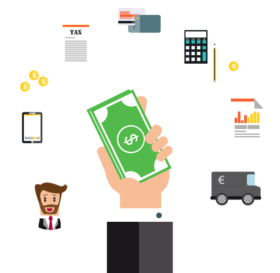 Plataforma Web | Zarph - Payment & Cash Solutions